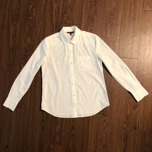 "Victoria""s Secret Botton Down White Shirt Size XS"
